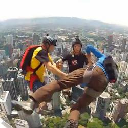 KL Tower Jump 2012